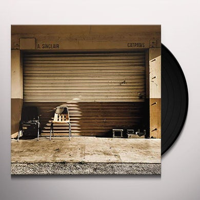 A. Sinclair CATPAWS Vinyl Record