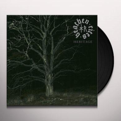Heathen Rites HERITAGE Vinyl Record
