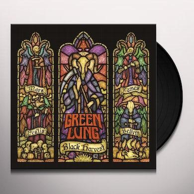 Green Lung BLACK HARVEST Vinyl Record