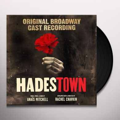 Anais Mitchell Hadestown (OCR) Vinyl Record