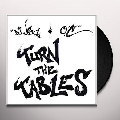 TURN THE TABLES Vinyl Record