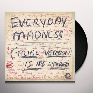 Basil Kirchin Everyday Madness Vinyl Record