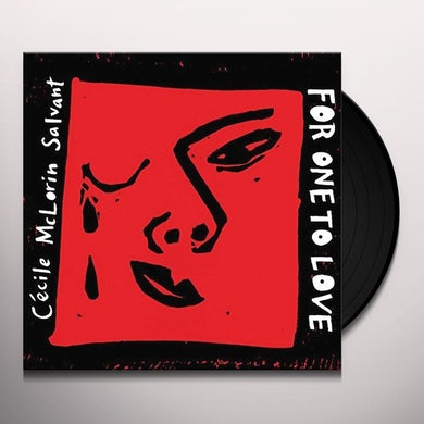 Cecile Mclorin Salvant FOR ONE TO LOVE Vinyl Record