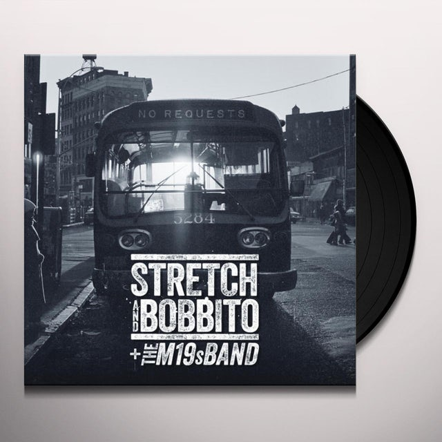 Stretch & Bobbito + The M19S Band NO REQUESTS Vinyl Record