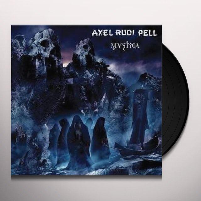 Axelrudi Pell MYSTICA Vinyl Record