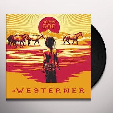 John Doe WESTERNER Vinyl Record