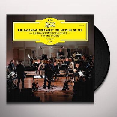 Stein Torleif Bjella BJELLASANGAR ARRANGERT FOR MESSING OG TRE Vinyl Record