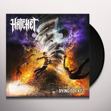DYING TO EXIST Vinyl Record
