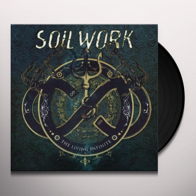 Soilwork LIVING INFINITE Vinyl Record