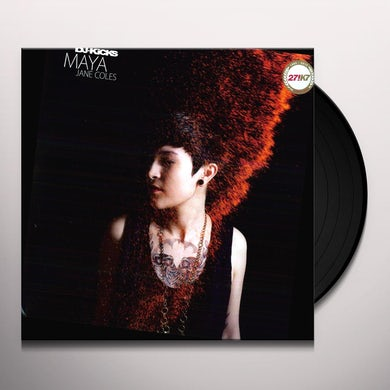 MAYA JANE COLES - DJ KICKS (Vinyl)