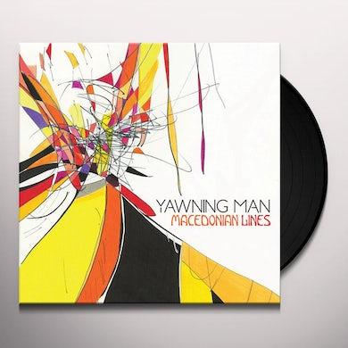 MACEDONIAN LINES (COLOR VINYL) Vinyl Record