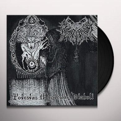 Asagraum POTESTAS MAGICUM DIABOLI Vinyl Record