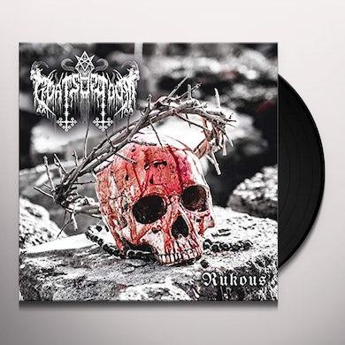 Goats Of Doom RUKOUS Vinyl Record