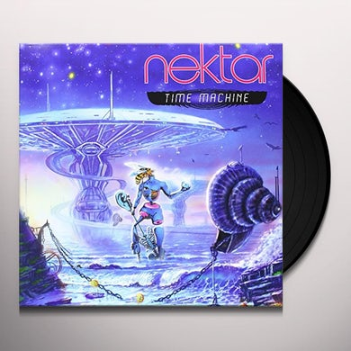 Nektar TIME MACHINE Vinyl Record