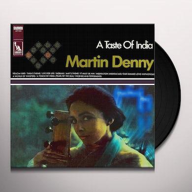 TASTE OF INDIA Vinyl Record