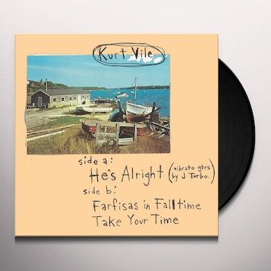 Kurt Vile He's Alright (Vinyl)