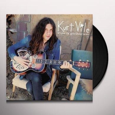 Kurt Vile b'lieve I'm goin' (deep) down… (Vinyl)