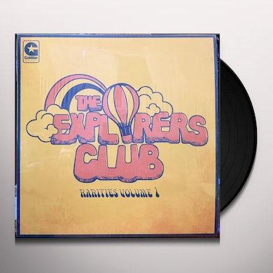 Explorers Club RARITIES VOLUME 1 Vinyl Record
