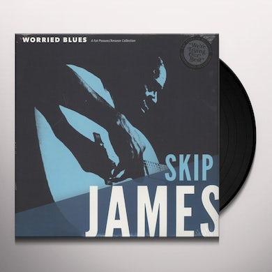 WORRIED BLUES Vinyl Record