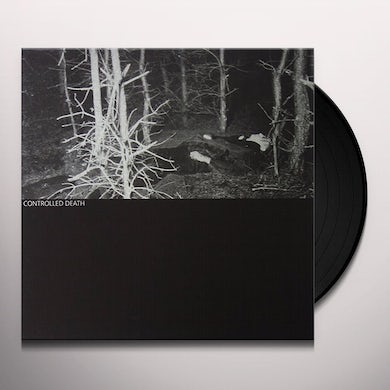 Controlled Death SYMPHONY FOR THE BLACK MURDER Vinyl Record