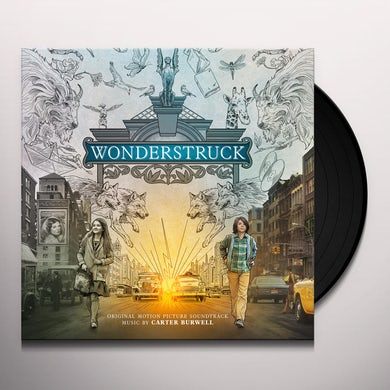 Carter Burwell WONDERSTRUCK (ORIGINAL SOUNDTRACK) Vinyl Record