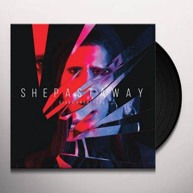 She Past Away DISKO ANKSIYETE Vinyl Record