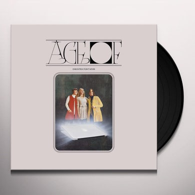 Oneohtrix Point Never AGE OF Vinyl Record