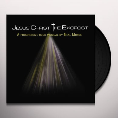 Neal Morse JESUS CHRIST THE EXORCIST Vinyl Record