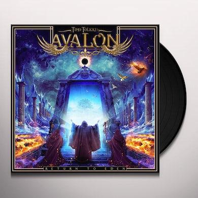 Timo Tolkkis Avalon RETURN TO EDEN Vinyl Record