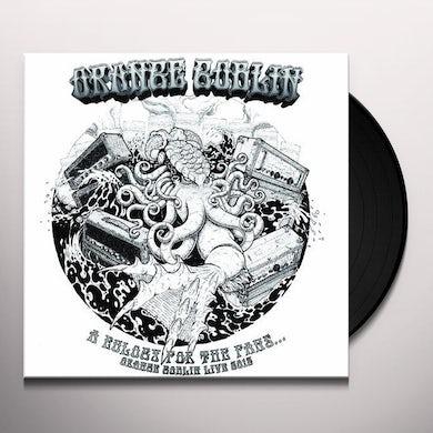 Orange Goblin EULOGY FOR THE DAMNED/FANS (DLP+CD+DVD) Vinyl Record