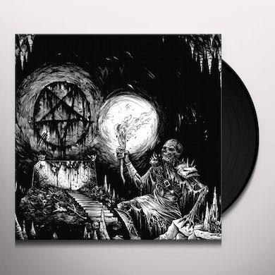 Knight Terror CONJURING A DEATH CREATURE Vinyl Record