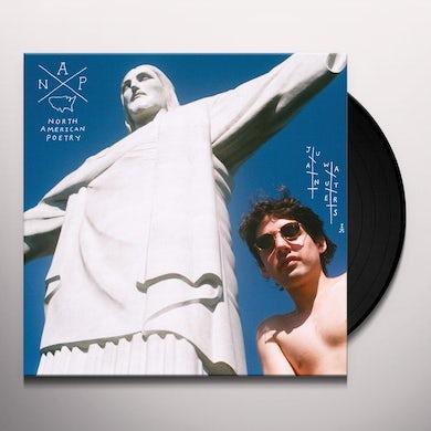 Juan Wauters N.A.P. NORTH AMERICAN POETRY Vinyl Record