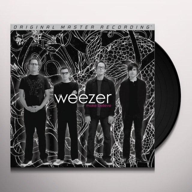 Weezer MAKE BELIEVE Vinyl Record