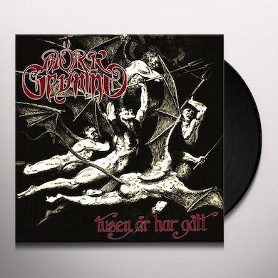 MORK GRYNING TUSEN AR HAR GATT Vinyl Record