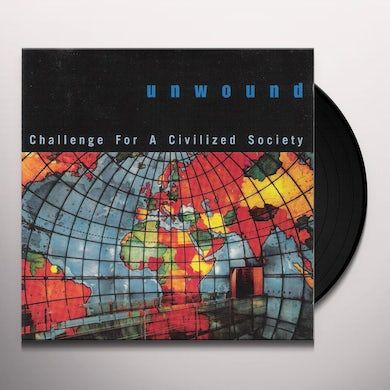 CHALLENGE FOR A CIVILIZED SOCIETY Vinyl Record