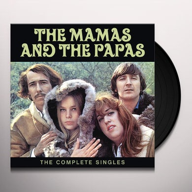 Mamas & Papas COMPLETE SINGLES Vinyl Record