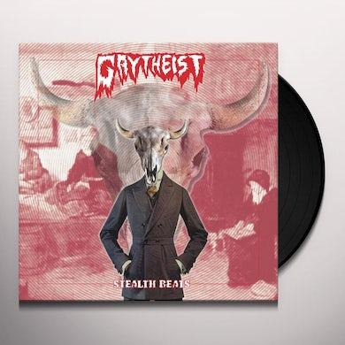 Gaytheist STEALTH BEATS Vinyl Record