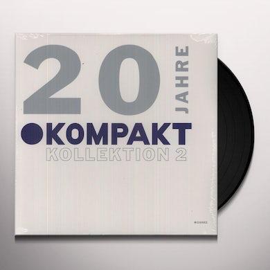 20 Jahre Kompakt / Kollektion 2 / Various Vinyl Record