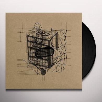 Jean Luc Guionnet / Daichi Yoshikawa INTERVIVOS Vinyl Record