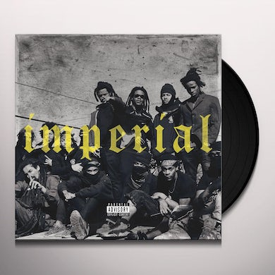Denzel Curry IMPERIAL Vinyl Record