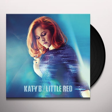 Katy B LITTLE RED Vinyl Record