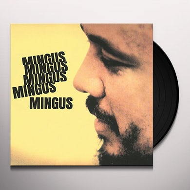 Charles Mingus MINGUS MINGUS MINGUS MINGUS Vinyl Record