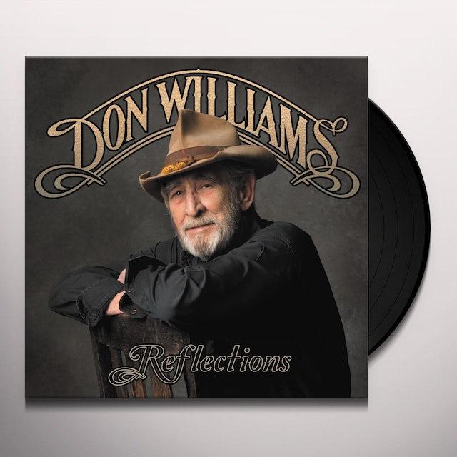 Don Williams REFLECTIONS Vinyl Record