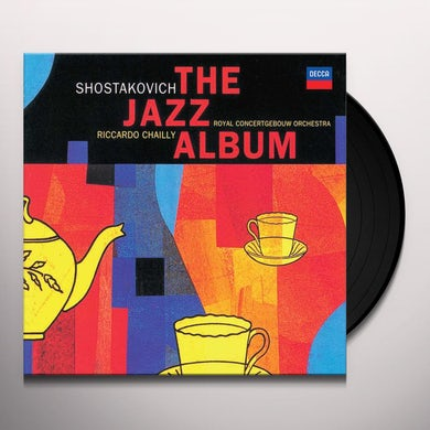 SHOSTAKOVICH: THE JAZZ ALBUM / VARIOUS Vinyl Record
