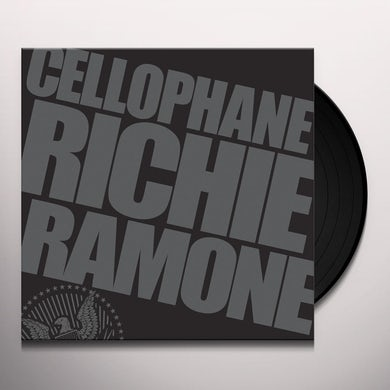 Richie Ramone CELLOPHANE Vinyl Record