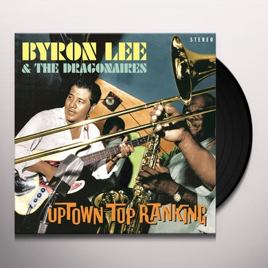 Byron Lee Uptown Top Ranking Vinyl Record