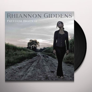 Rhiannon Giddens FREEDOM HIGHWAY Vinyl Record