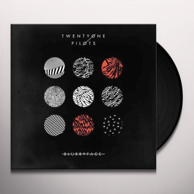Twenty One Pilots BLURRYFACE Vinyl Record