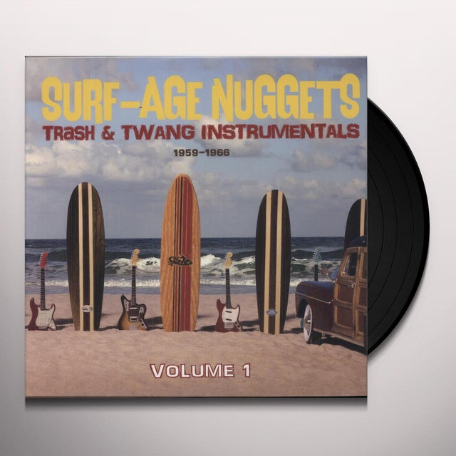 Surf Age Nuggets 1 / Various Vinyl Record