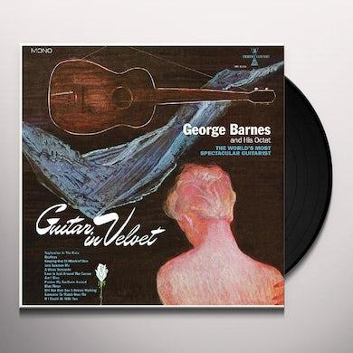 George Barnes GUITAR IN VELVET Vinyl Record